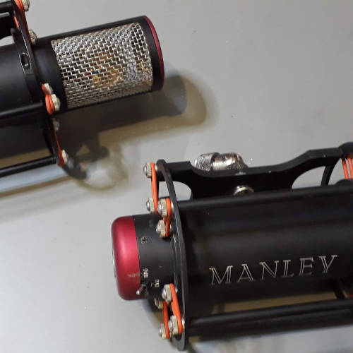 All microphones, large and small