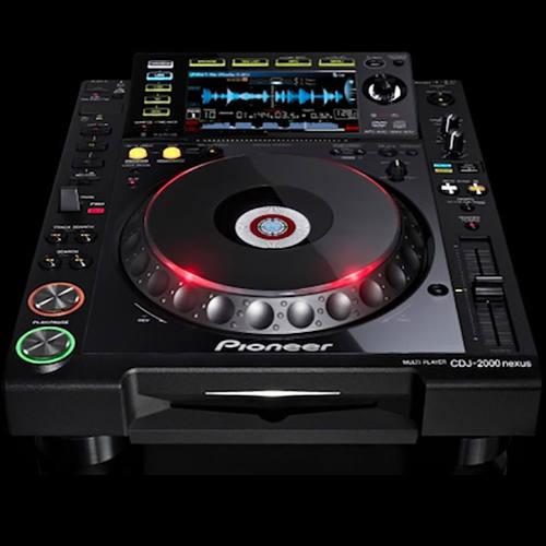 Pioneer CDJ and DJM